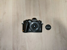 Olympus Om-D E-M10 Mark Iii Mirrorless Digital Camera and Accessories - Black