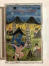 Little Creatures by Talking Heads (Cassette, Sire)