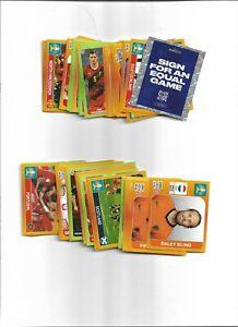 Panini Euro 2020 Stickers choose 25 (2nd lot)