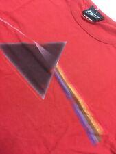 Vtg Pink Floyd Tshirt SizeM Dark side Of The Moon By Admit One Rock Band Tee