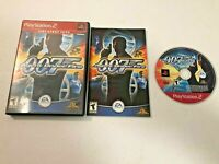 James Bond 007: Agent Under Fire (Sony PlayStation 2, 2002) - COMPLETE