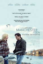 MANCHESTER BY THE  SEA MOVIE LOBBY POSTER