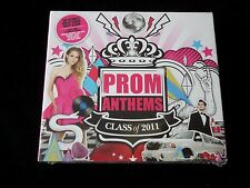 PROM ANTHEMS CLASS OF 2011 - 3 CD BOX SET - NEW SEALED