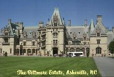 The Biltmore Estate near Asheville North Carolina, House, Tourism, NC - Postcard