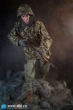 1/6 DID D80127 WWII German Panzer Division MG34 Gunner Ver. C In Stock