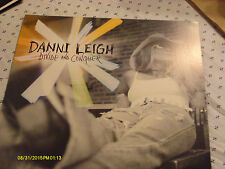 Lot Of 2 Danni Leigh Divide And Conquer Poster Flats