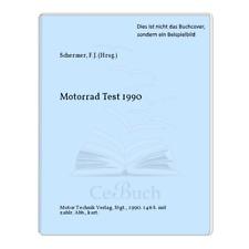 Schermer, F.J. (Hrsg.): Motorrad Test 1990