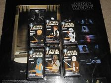 MEDICOM STAR WARS KUBRICK SERIES 2 SET OF 6