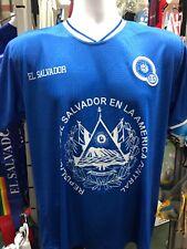 El Salvador Soccer Jersey 2019 Camiseta De El Salvador Men's Size Large/XL Only