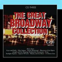 The Great Broadway Collection (Vol 3) - Music CD - The London Theater Orchestra