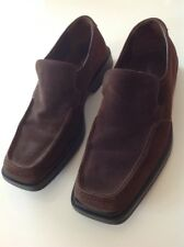 Mens Russell & Bromley Brown Suede Shoes EU 42