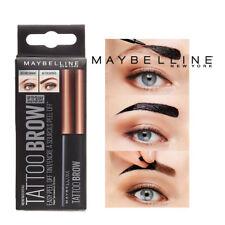 Maybelline Tattoo Brow Easy Peel off Tint Gel Eyebrow Tint Peel 3 SHADES