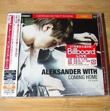 Aleksander With - Coming Home JAPAN CD+2 Bonus Tracks NEW Sealed #05-2*