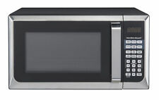Microwave Oven Touchpad Control Home Kitchen Countertop Cooking Reheat Appliance