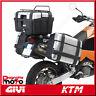 SR7700 ATTACCO POSTERIORE PER BAULETTO MONOKEY KTM ADVENTURE 990 2003>2014