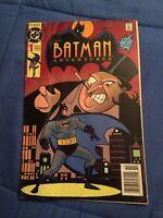 The Batman Adventures #1 Newsstand Variant [DC Comics, 1992]