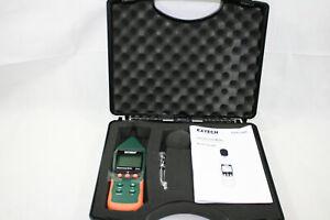 NEW - Extech SDL600 Sound Level Meter / Datalogger