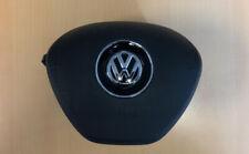 GENUINE STEERING WHEEL AIRBAG VW GOLF MK7 MK7.5  MULTIFUNCTION + LOOM