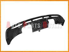 HG Style Carbon Rear Bumper Diffuser For BMW E82 E88 M-Sport 128i 135i 2Dr 08-13