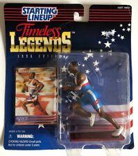 Vintage Starting Lineup Timeless Legends Kenner 1996 Edition Michael Johnson NEW