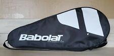 Babolat Tennis Racket/Racquet Travel Bag /Case. Color Black/White size 2: 4 1/4