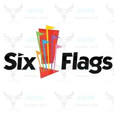up$134 OFF SIX FLAGS OVER GEORGIA & White Water Season Pass DISCOUNT