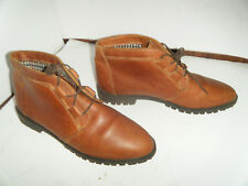 CONNIE Granny Grunge Boots Size 8.5 M Women's