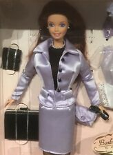 1997 Perfectly Suited Barbie doll NRFB Millicent Roberts giftset