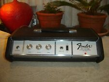 Fender FR 1000, Modified, Spring Reverb, Solid State, Vintage Unit, As Is