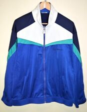 vtg 90s SERGIO TACCHINI OLDSCHOOL RETRO TRACK JACKET TRACKSUIT TOP CASUALS LARGE