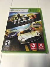 Test Drive Unlimited 2 (TDU2), Xbox 360 Brand New Factory Sealed 3992