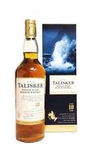 Talisker 18 Jahre Isle Of Skye Single malt Whisky 45 8 0 7l