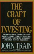 The Craft of Investing: Growth and Value Stocks, Emerging Markets, Market Timing