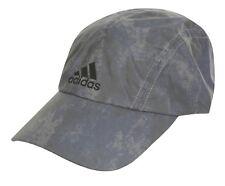 Adidas Reflective Caps Running Hat Golf Adjustable Gray OSFM Hats Cap CW0754