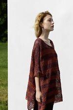 Lang Yarns Canapa Knitting Instructions Weites Shirt As Download Fam 263