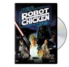 Robot Chicken: Star Wars DVD