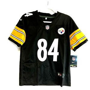Pittsburgh Steelers  Antonio Brown Jersey Youth LARGE No. 84