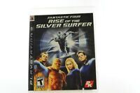 Fantastic Four Rise of the Silver Surfer (Sony PlayStation 3, 2007) PS3 Complete