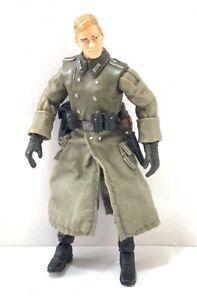 Military Soldier German WWII Figure 10 cm plastic PVC UK
