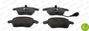 FERODO BRAKE PADS Front For VOLKSWAGEN GOLF GTI 2005-2007 - 2.0L 4CYL - FDB1641