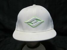 White Hyperlite New Era 59Fifty Wakeboard Fitted Cap Size 7 3/8