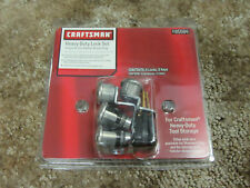 Craftsman 4 Lock Set 3 Keys Toolbox Key (9-65584) - NEW DESIGN