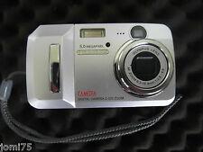 OLYMPUS CAMEDIA C-500 C500 digital CAMERA AF ZOOM 4 Mega 3x JAPAN photo video