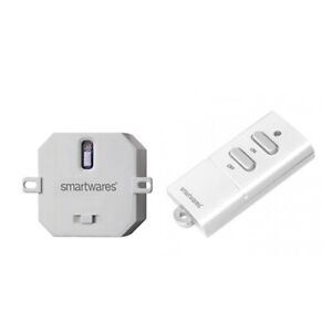 Home Easy Smarthome Remote Control Ceiling Switch and Key Fob, Model SH5-314