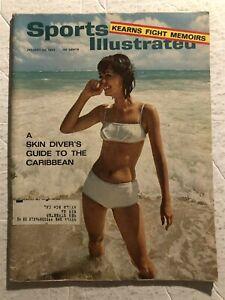 1964 Sports Illustrated SWIM SUIT BABETTE MARCH Issue Caribbean 1st SWIM SUIT