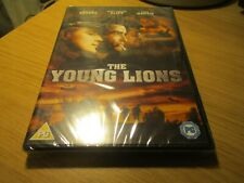 The Young Lions [DVD] [1958]  DVD ~ Marlon Brando   New Sealed