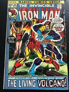 Iron Man #52 FN/VFN (7.0)