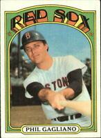 1972 TOPPS BASEBALL CARDS: $78.90 for 100 Cards