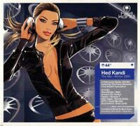 HED KANDI THE MIX WINTER 2004 various (3x CD Album) Mixed, House, Disco, Electro