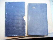 Antiquarische Minibücher als gebundene Ausgabe